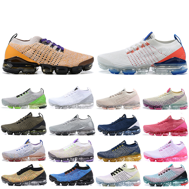 2019s Moc 2 Laceless Fly 3.0 Mens Running Shoes triple black white Breathable de chaussures Classic women Trainers Sports Zapatos outdoor Sneakers