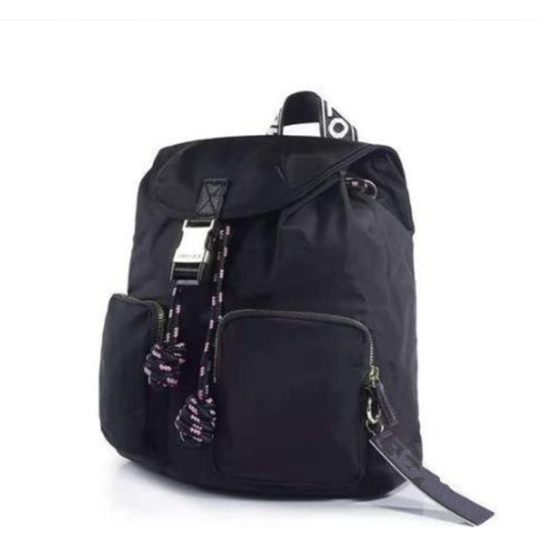 2021 Hot Sell BIMBA Y LOLA Fashion classic women backpack, outdoor waterproof nylon women backpack 15 inch laptop backpack famous brand ins trend women bag