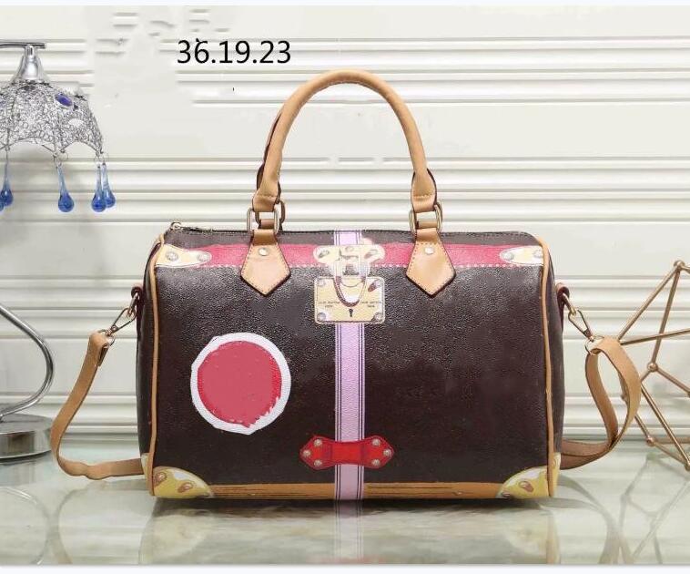 2021 new fashion Women messenger bag Classic Style Fashion bags women bag Shoulder Bags Lady Totes handbags With Shoulder Strap,Dust Bag