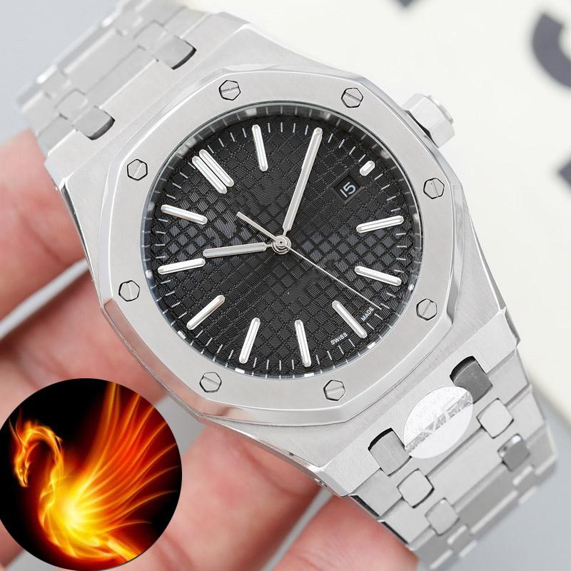 41mm Watches Designer Men Automatic 2813 Movement Top Quality Fashion Sport Mens Wristwatches