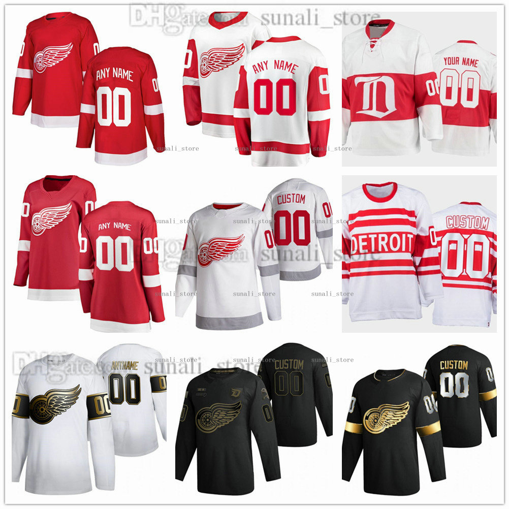 Stitched Hockey Jerseys 26 Riley Barber 52 Jonatan Berggren 61 Davis Codd 42 Kyle Criscuolo 73 Adam Erne 14 Robby Fabbri 89 Sam Gagner 25 Taro Hirose 46 Chase Pearson