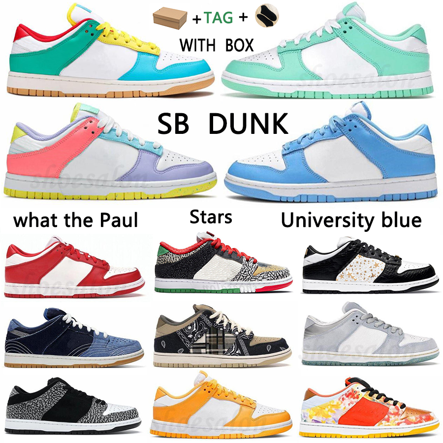 men women SB Chunky Dunky University blue Stars Running shoes Low Authentic grateful dead dunk what the Paul digital Concepts candy mens sports Trainers sneakers