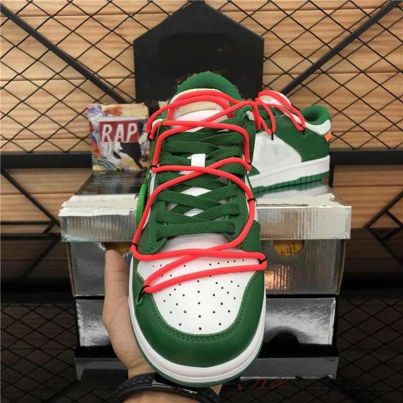 Dunks Shoes trainer woman Chunky Dunky Sneakers Low Skateboard Running Shoe Paris Brazil Syracuse White off Kentucky Casual Sports Trainers