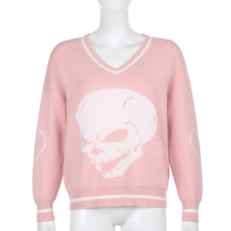Pink Sweater (3)