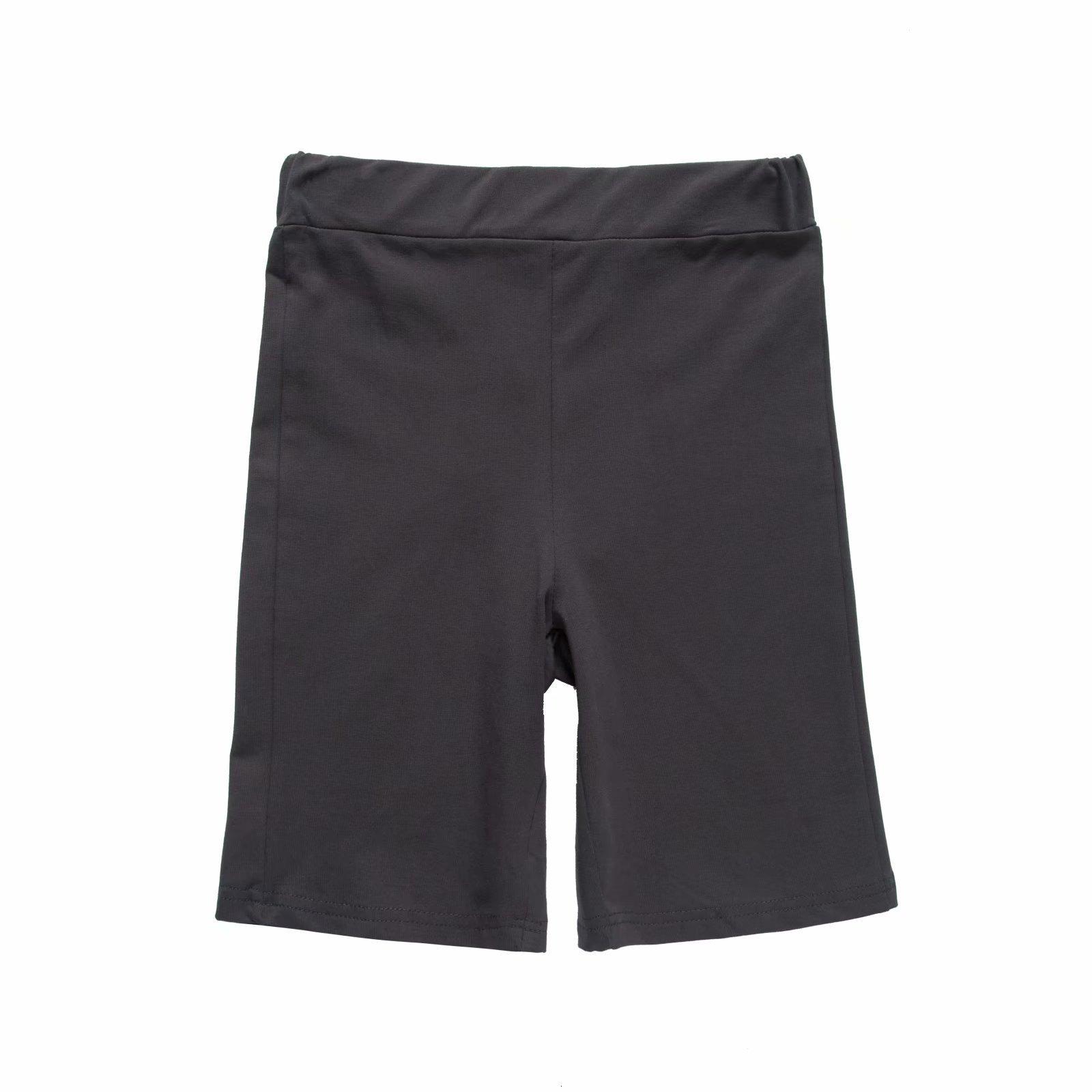 High Street Womens leggings Skin Tight Short Sport Pants Fashion Solid Bike Shorts for Female INS Hot Sale Sports Leggings1