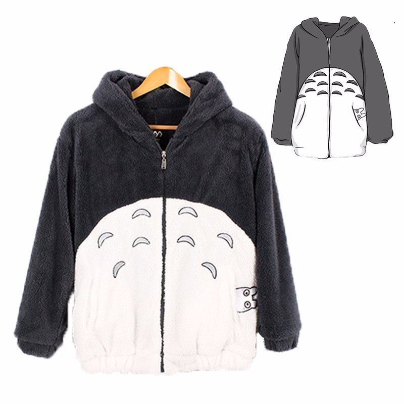 Anime-My-Neighbor-Totoro-Cosplay-Hoodie-Fleece-Gray-Sweatshirts-With-Ears-Autumn-Winter-Men-Women-Plush (5)