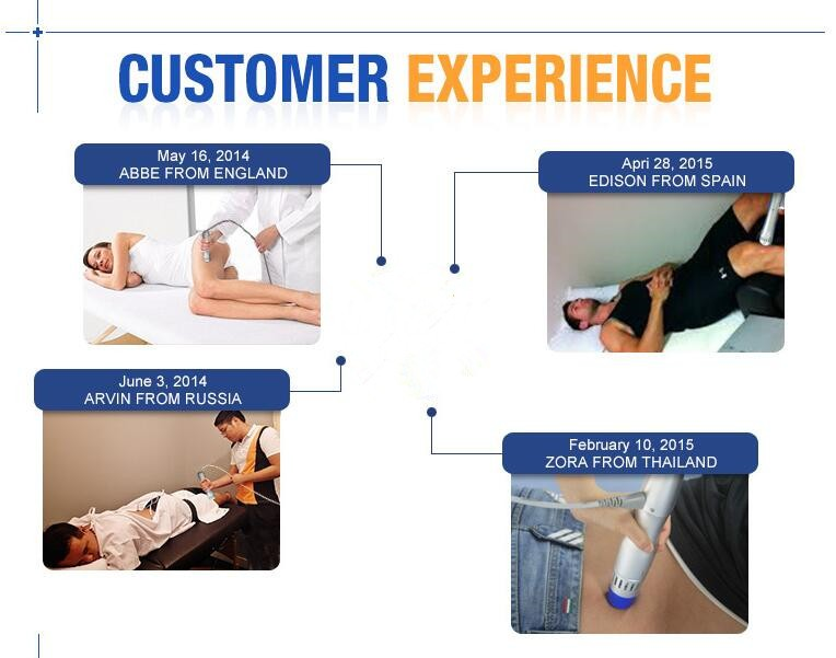 chinese supplier mini home use shock wave therapy equipment electri shock wave therapy equipment