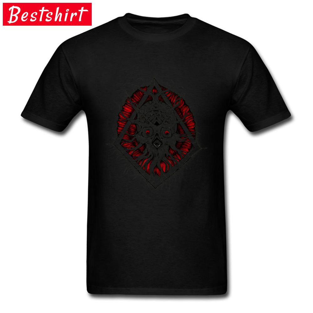 comfortable Sinnerman Mens T-Shirt Discount VALENTINE DAY Short Sleeve Round Neck 100% Cotton Tops & Tees 3D Printed Tee Shirts Sinnerman black