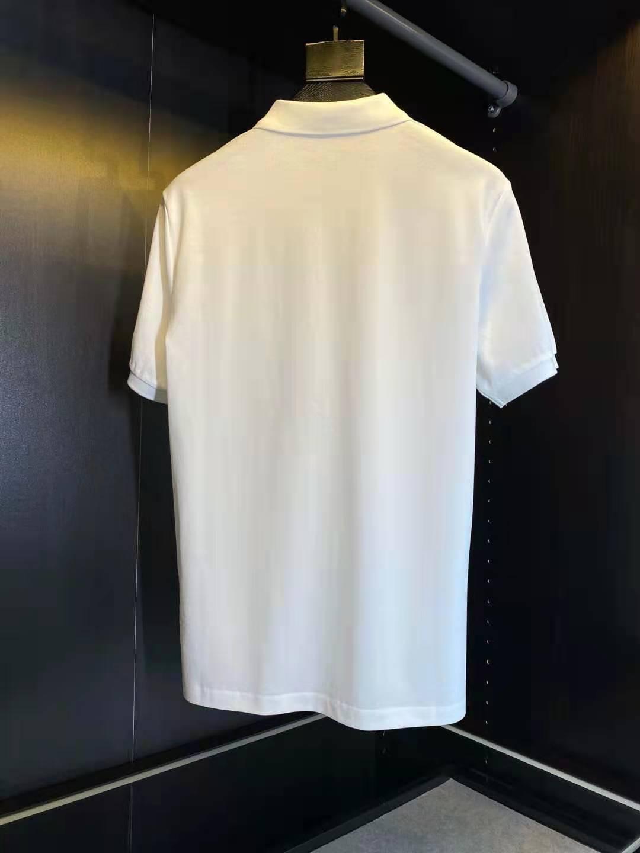 21SS early spring Short sleeve Tee Men Women High Street Fashion paris T-Shirts Summer Breathable Tee zdlp0109.