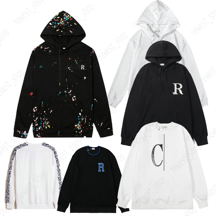 autumn winter Designer Luxury for Mens womens hoodies paris clothing classic letter embroid long sleeve Sweatshirt cotton Casual pullover hooded hoody
