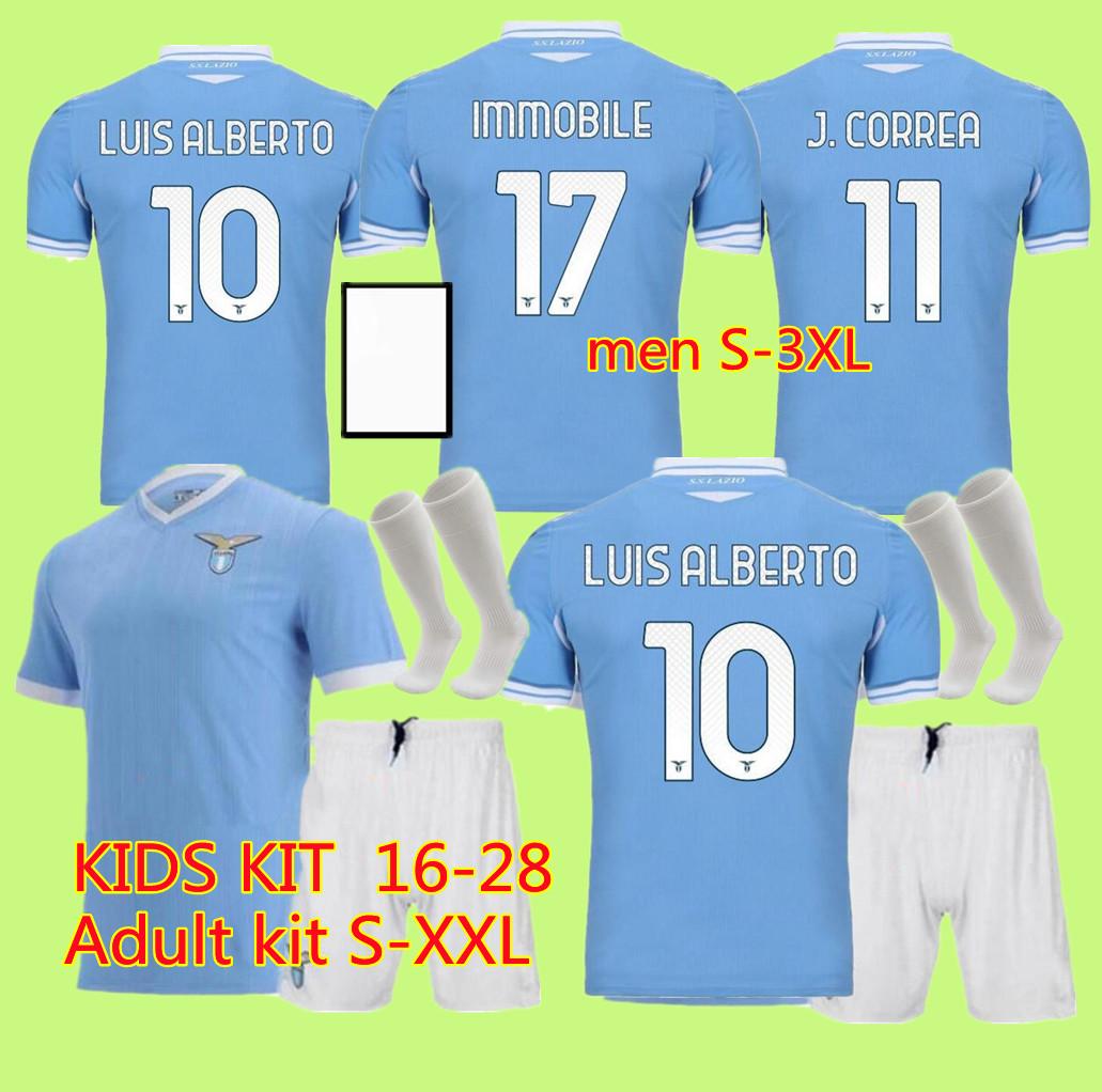 kids kit 19 20 lazio soccer jerseys home away 2019 2020 maglie da ...