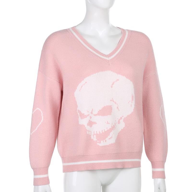 Pink Sweater (4)