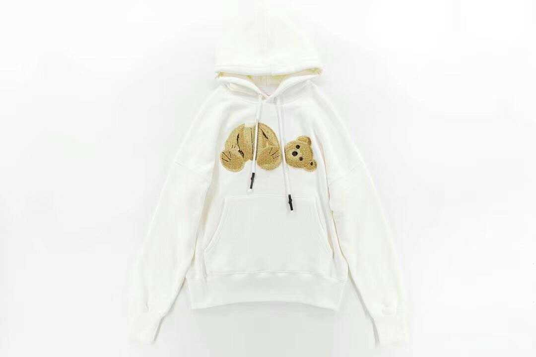 2021 Autumn winter Sweatshirts Hoodies angels angel Hip Hop Mens Hoodie Bear lettered Palm Letter Print Men Women Sweatshirt Long Sleeve