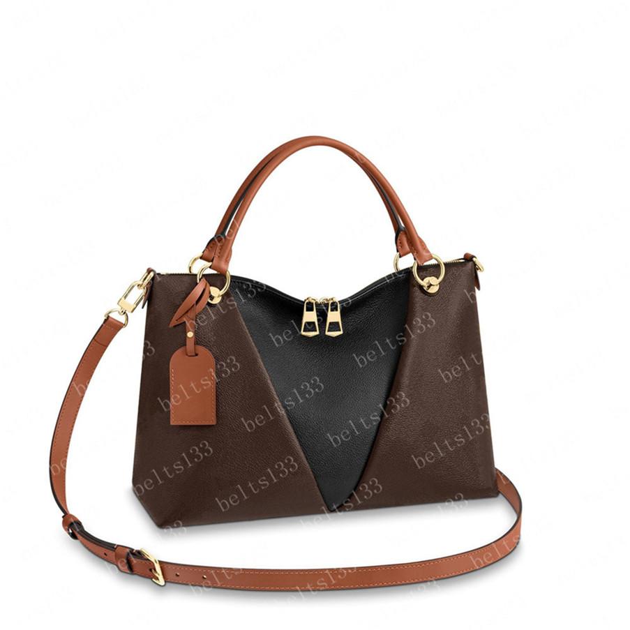 2021 Handbag Tote Wonen Large Totes handbags Backpack Women crossybody Bag Purses Brown Leather Shoulder Bags clutch Fashion Wallet 43948 MM/BB 123CP01 36/27/16cm