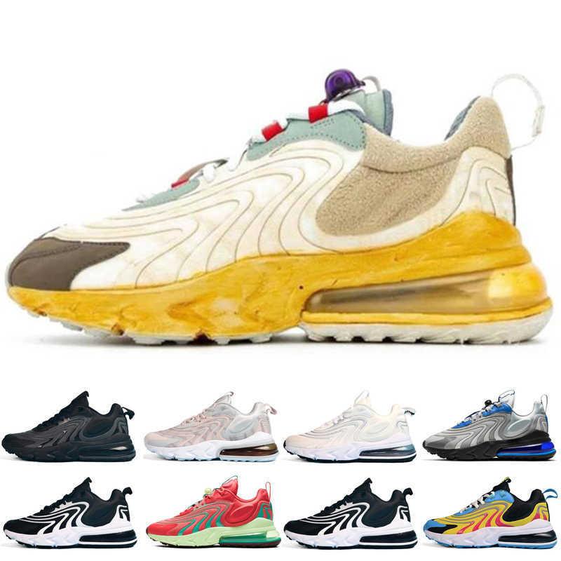 Cactus Trails women men react eng running shoes Black Blue Triple black Red Triple White Mens Women outdoor sports shoes 36-45