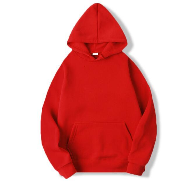 Fashion Solid Hoodies Men Women Plain Hoodies Spring Autumn Winter Long Sleeve Pullover Casual Tops Mens Sweater Size S-3XL CSWY-CS