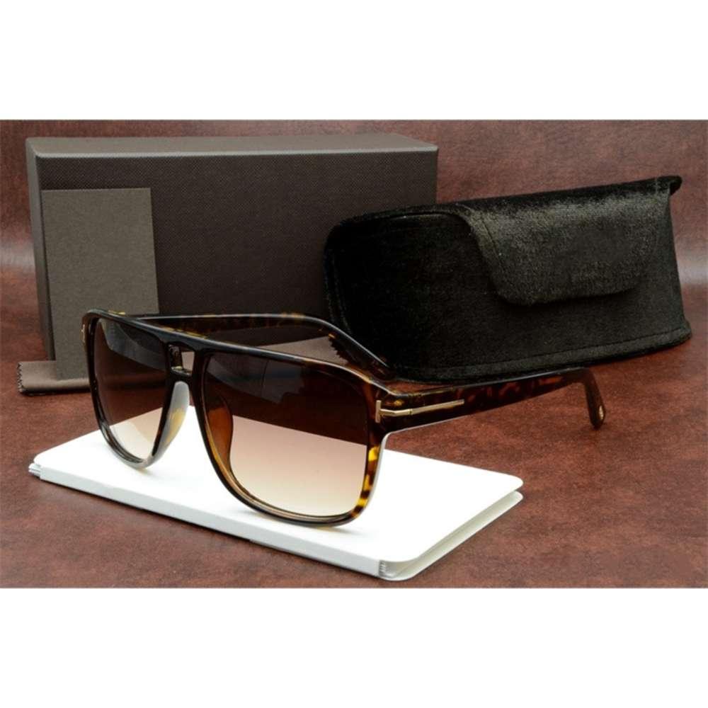 men Top Quality Fashion Sunglasses For tom Man Woman Eyewear Designer Sun Glasses ford Lenses With box 5178