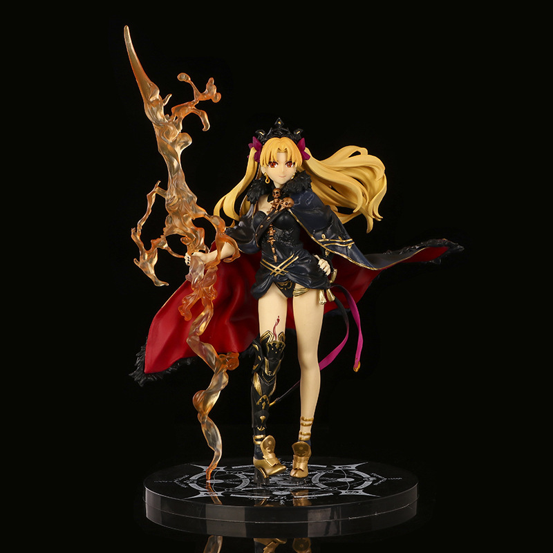 2020 new Fate / Grand Order Ereshkigal ERES.KI.GAL Tohsaka Rin PVC Action Figure Toy Anime Adult Collection Model Doll Toys Gift Q0522
