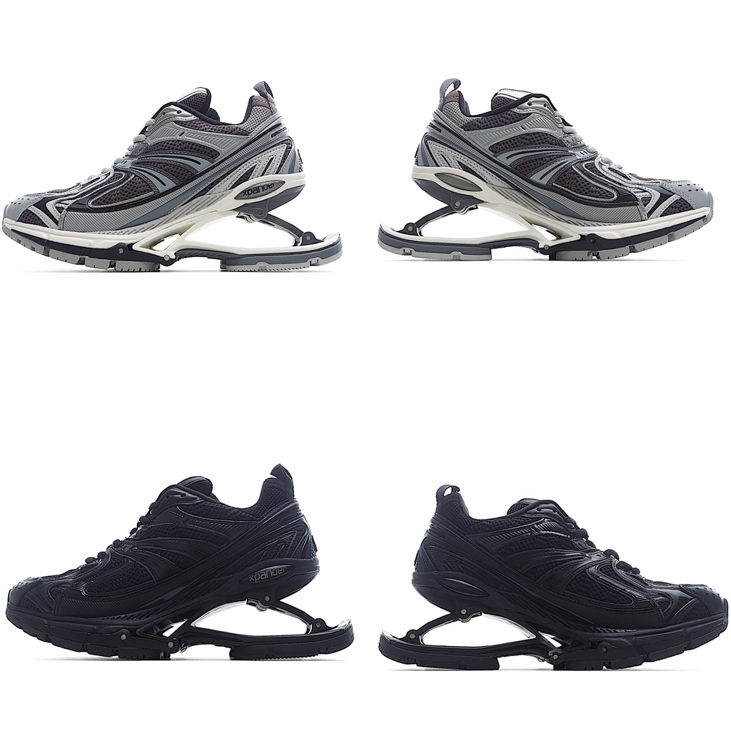 Luxury Paris Outdoor Running Shoes Men Women X-Pander 6.0 Retro Slingshot Shoe White Black Suspension Sneakers