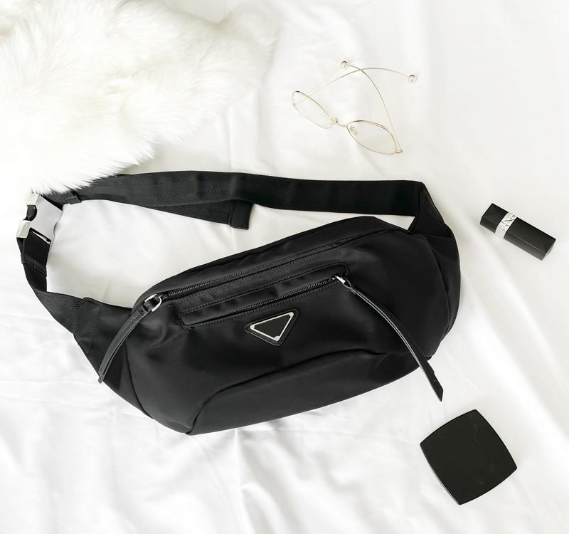 Designer bags Women men waist 2021 new fashion shoulder bag high quality nylon chest belt crossbody bag handbag Fannyback bumbag