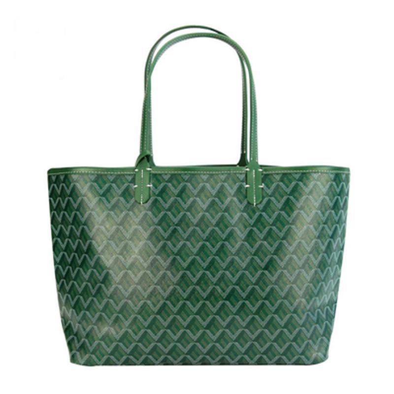 Women's bag goya shopping Highest quality shoulde tote single-sided GY Real leathe handbag