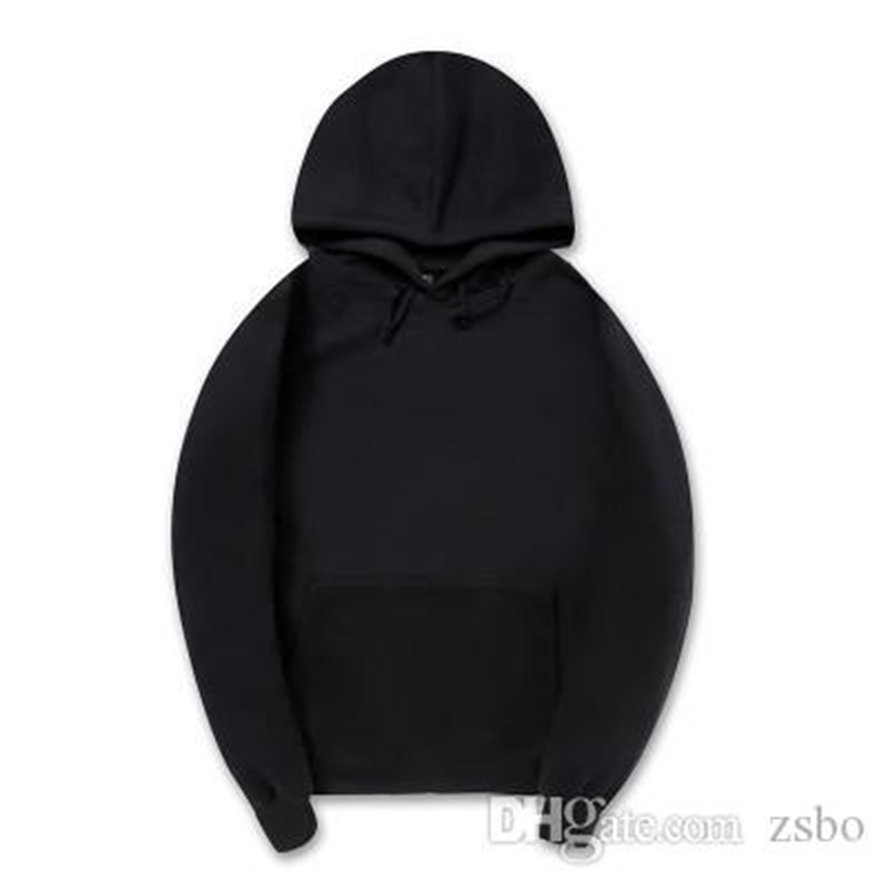 New Casual Pink black gray blue Hoody Hip Hop Street wear sweatshirts Skateboard men / women pullover Hooded sweatshirt male s-XXXL WGWY23