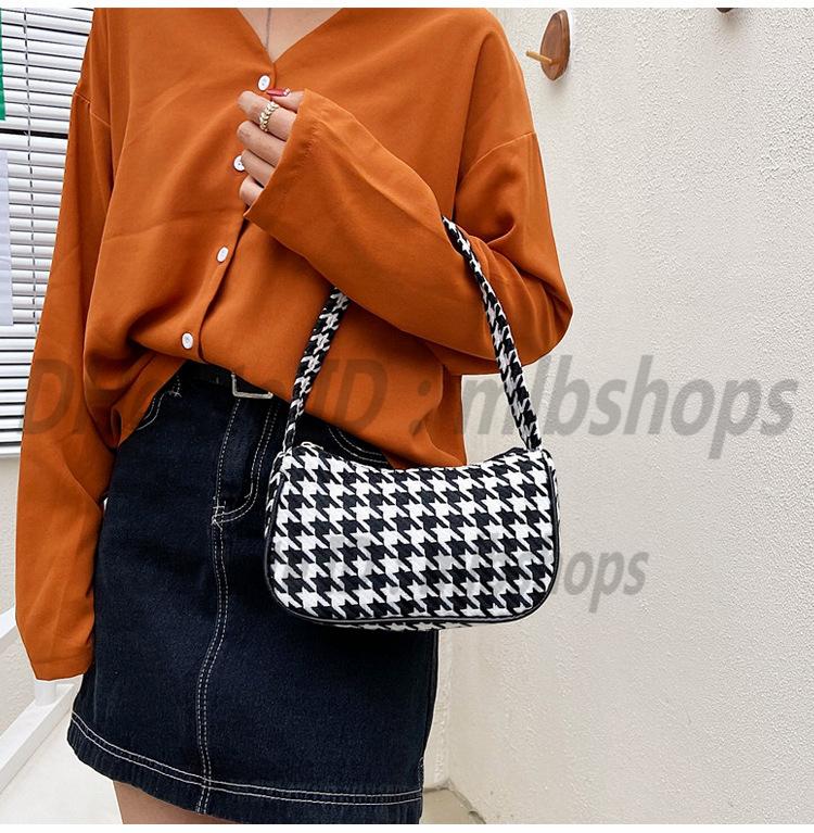 Shoulder bags Luxurys designers High Quality Fashion womens CrossBody Handbags wallets ladies Clutch Underarm Bag purse 2021 Totes Cross Body Handbag