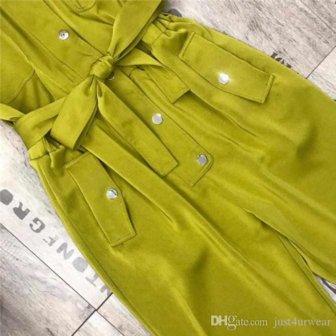 Women Fashion Designer Hooded Cargo Jumpsuits Fluorescent Color High Waist Casual Female Rompers Hot Sell Suits Clothing