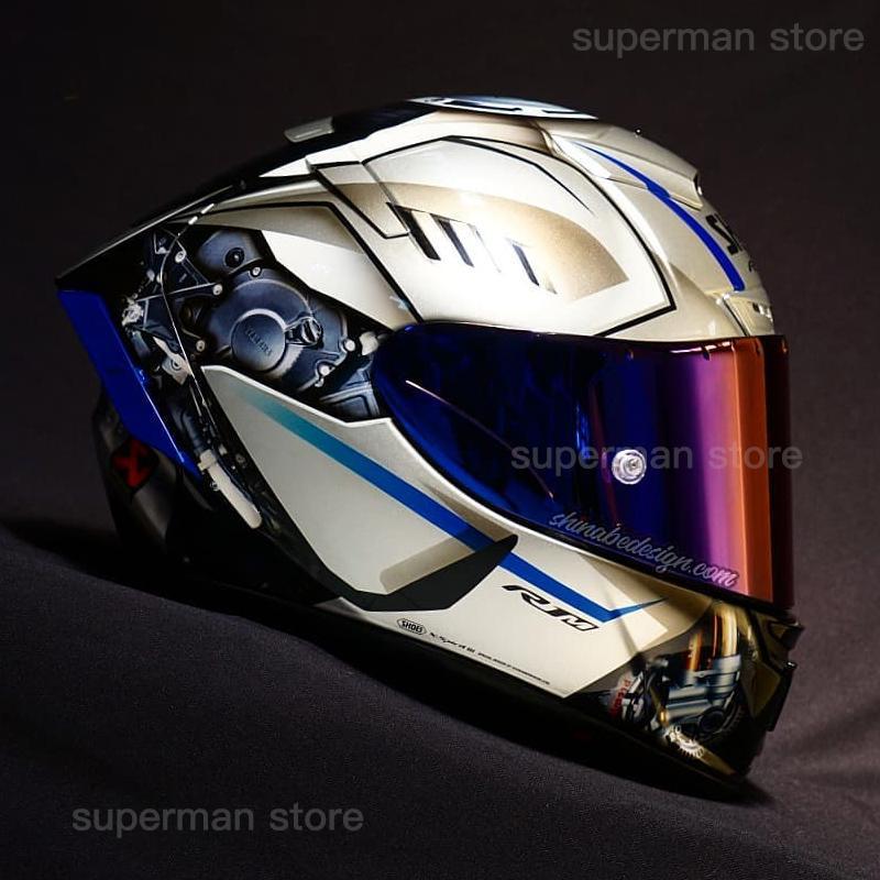 Full Face X14 RIM1 YAMAa HAa Motorcycle Helmet anti-fog visor Man Riding Car motocross racing motorbike helmet-NOT-ORIGINAL-helmet