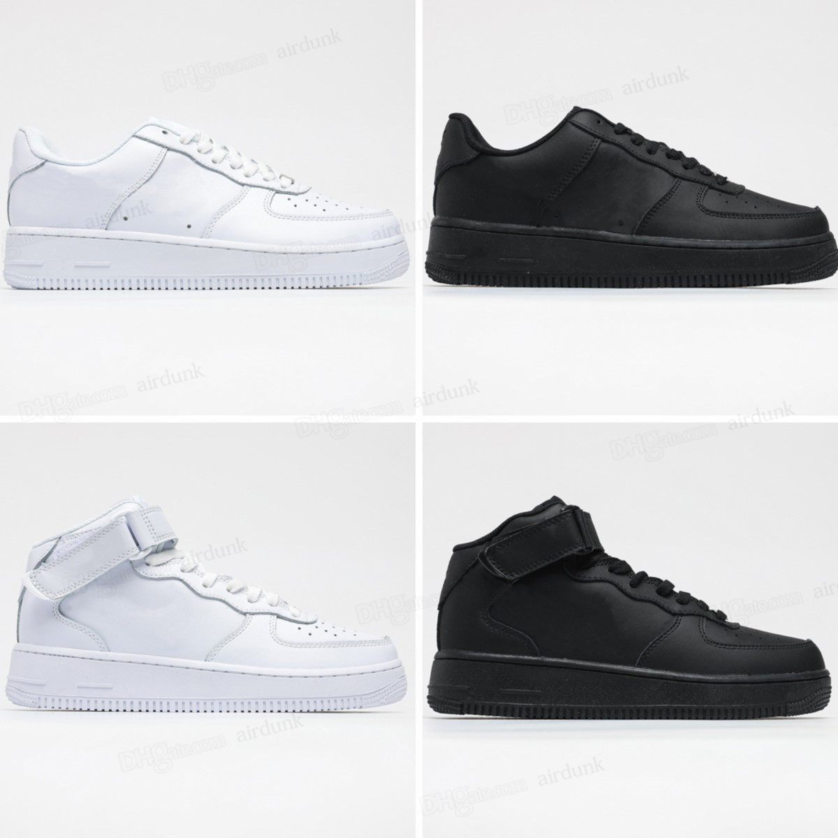 Brand Discount Classic Airforce shoe Men Women AF1 Air Flyline Force 1 Running Shoes Sports Skateboarding Ones Shoess High Low Cut White Black Trainers Sneaker a4Ap#