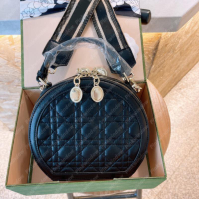 2021 Circular Shoulder Bags Women Handbag Designer Bag Luxurys Designers Bags Handbags Crossbody Bag Totes Purses 2105073L