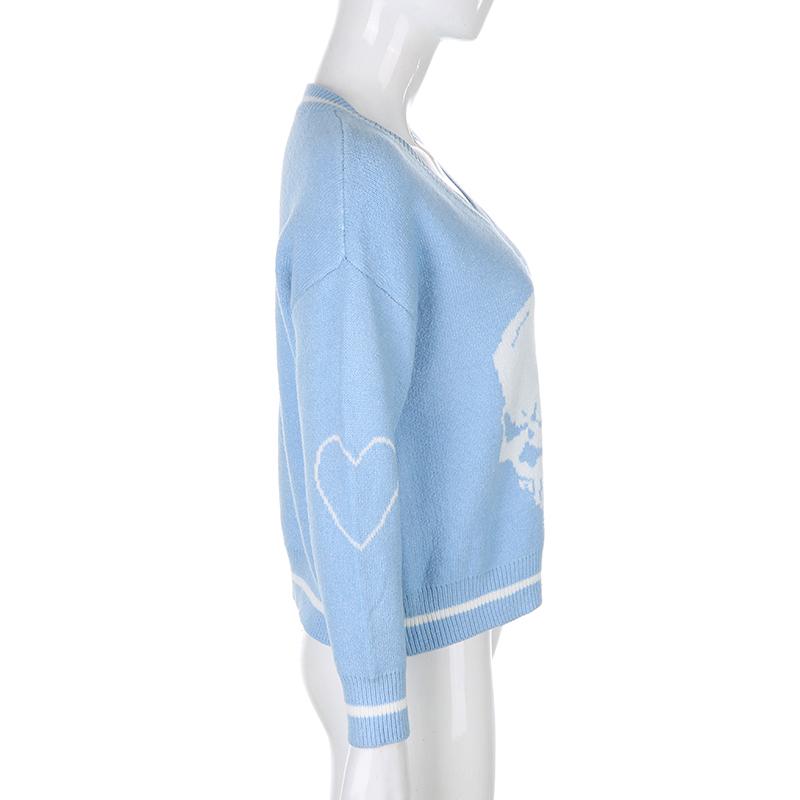 Blue Sweater (8)