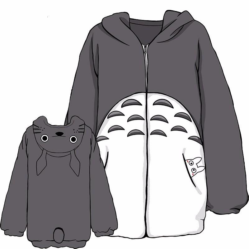 Anime-My-Neighbor-Totoro-Cosplay-Hoodie-Fleece-Gray-Sweatshirts-With-Ears-Autumn-Winter-Men-Women-Plush