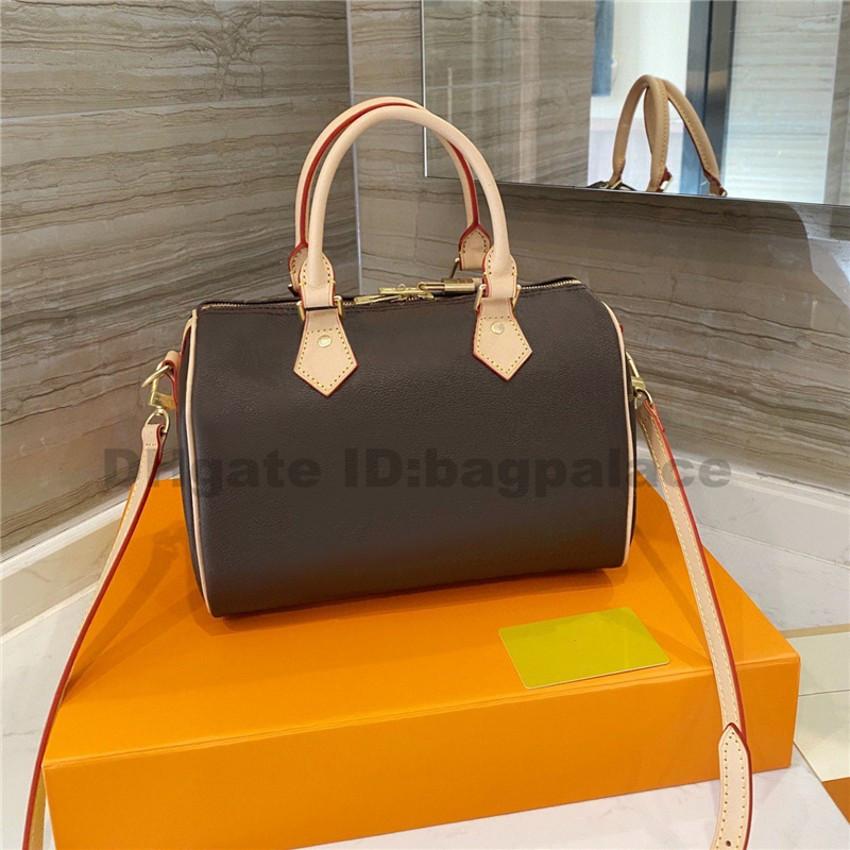 Classic Pillow Bags 2021 Summer Luxurys Designers Bag Must-Have Shoulder Handbag Messenger Women Totes Fashion Elegant Handbags Printed Crossbody Clutch Purse
