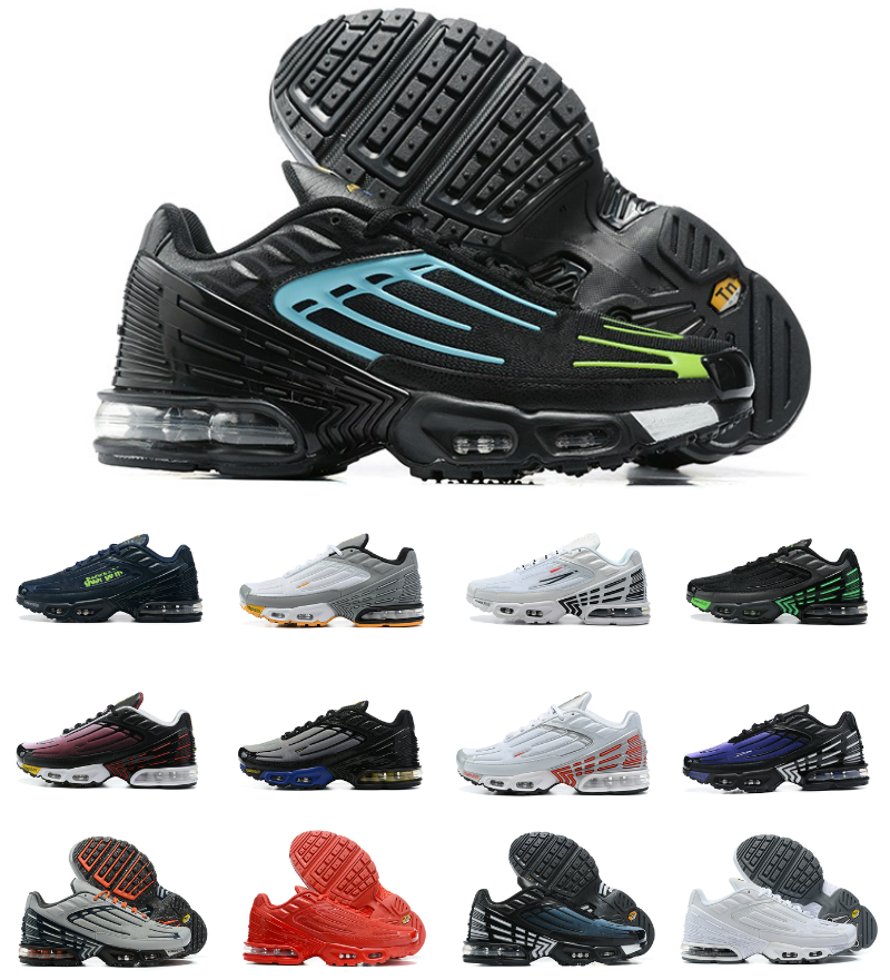 tn plus Tuned 3.0 Multi mens running shoes OG classic triple white black Crater Laser Blue Ghost Green Aqua Obsidian men trainers sports sneakers zapato chaussure TNs