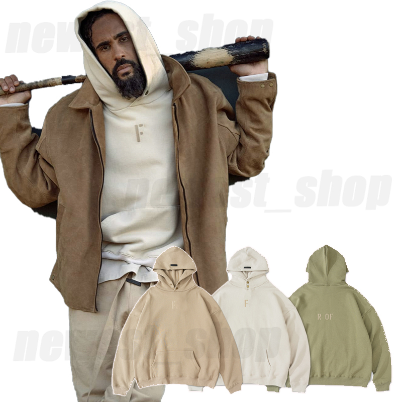 true size Autumn designer luxury mens hoodies streetwear classic letter oversize loose hip hop sweatshirt long sleeve pullover hoody fleece jumper