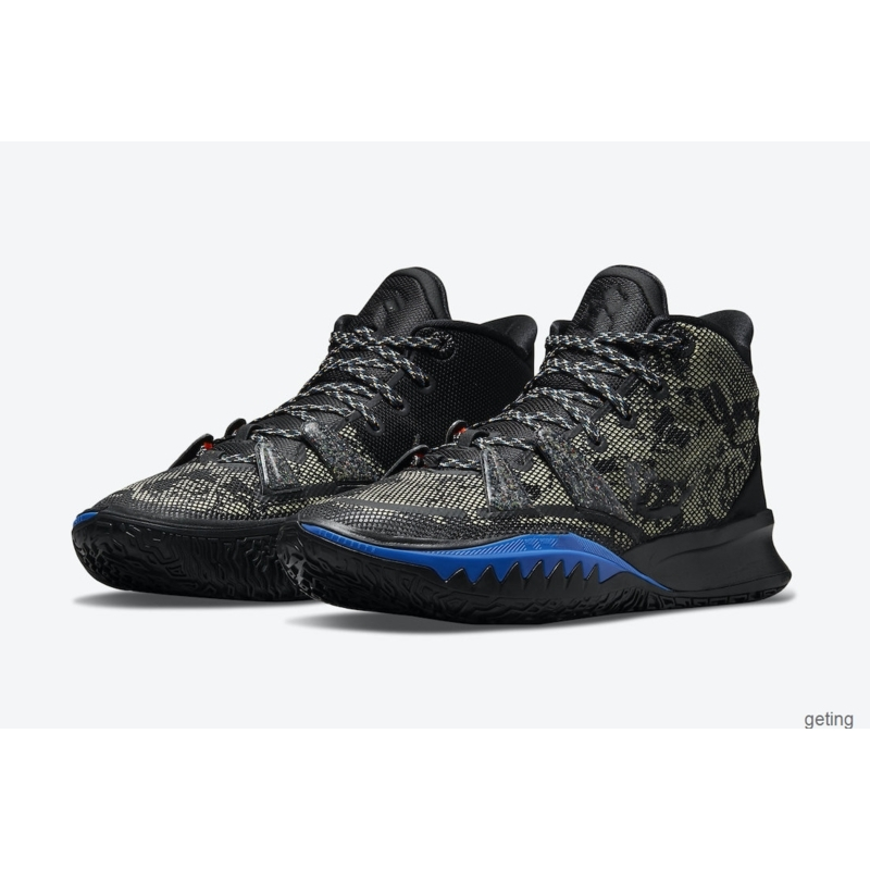Kyrie 7 CQ9326-007 Weatherman Kids Basketball Shoe High Quality IV Men Women Sports Shoes With Box Size US4-US12