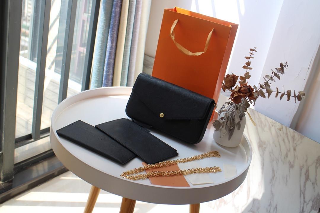 2021 designer luxury handbags purses High quality 3pcs/set designer shoulder brand bag brand fashion fashion designer bags