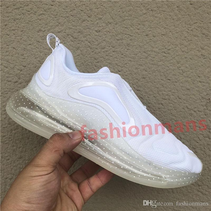 720OG university blue blue void unite Totale high quality running shoes mens be true 2019 Hot Lava pink sea men women stylist sneakers
