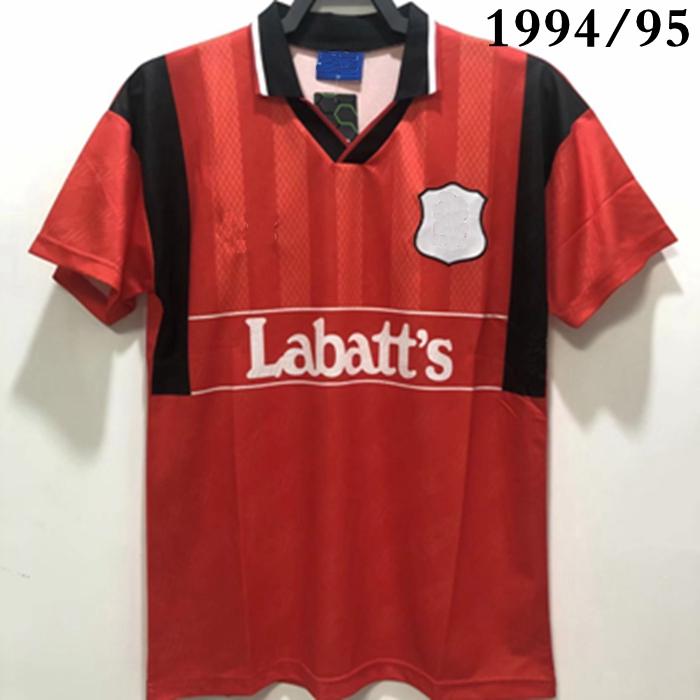 DHgate coupon: TOP 1979/80 Nottingham Forests Retro soccer jerseys home shirts 1980 Nottinghams McGovern Star Robertson Burns Lloyd 1994/1995 red football shirt SIZE S-XXL de futbol