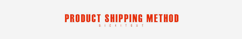 Product-Shipping-Method