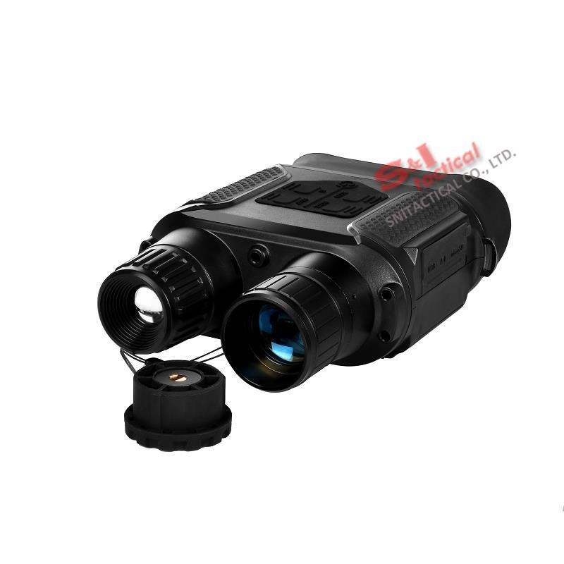 NV400B 400M Range Night Vision Binoculars 850NM Infrared IR Night Optical Scope with Video and Picture NV Riflescope for Hunter