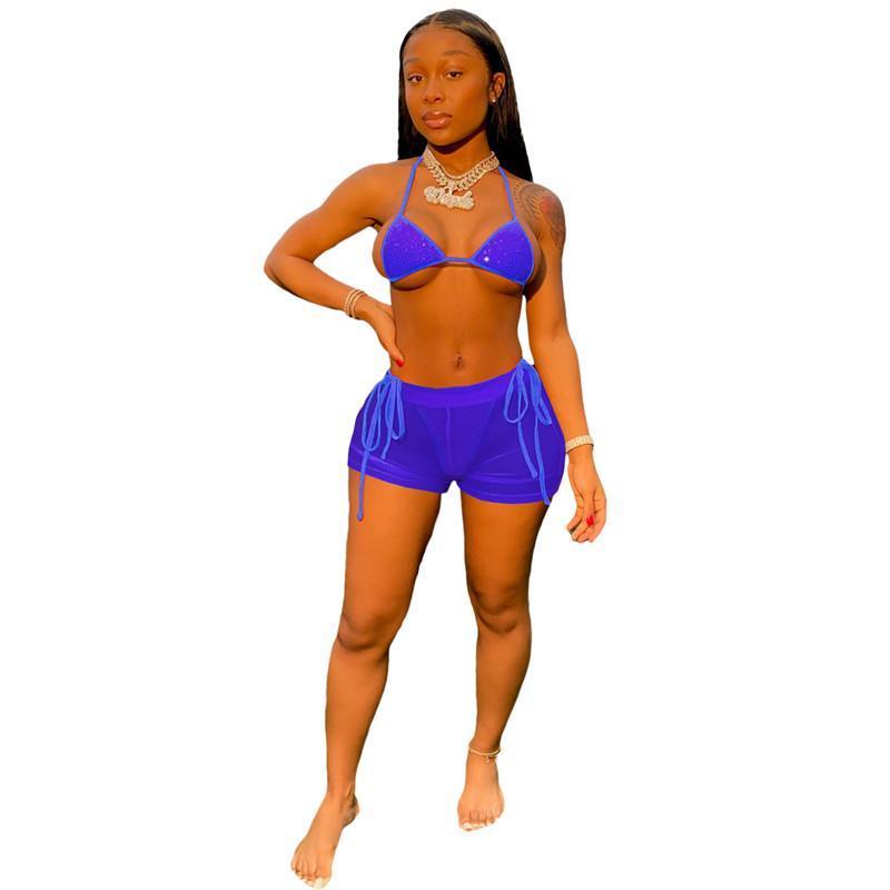 wholesale womens bikinis Ladies swimwear set fashion skinny sexy swimsuit bathing suit beachwear comfortable klw6468
