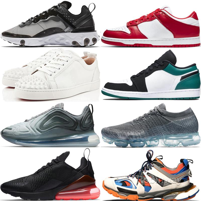 2021 Clearance Sale Various Spot Men Women Pegasus Running Shoes Big Discount Black White TN Plus Blue High Low Flat Sneakers NO BOX!