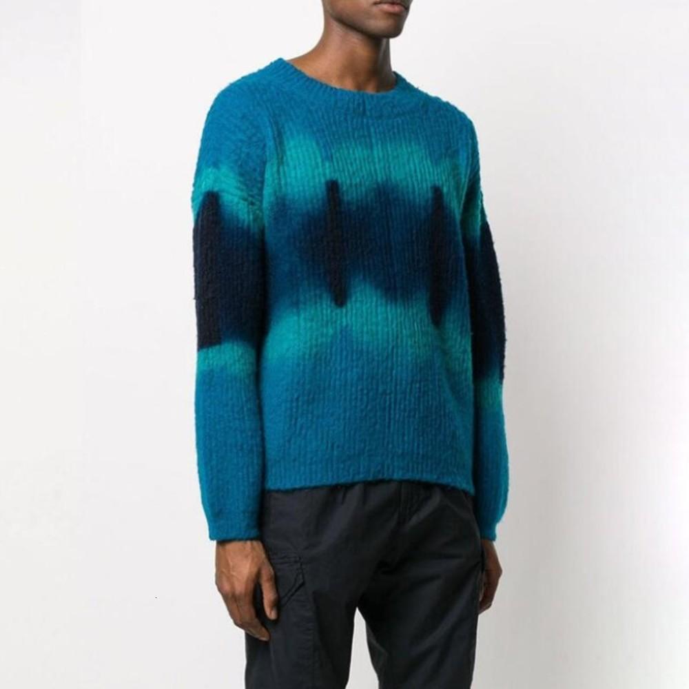 2020 new Mens Sweaters Men Women High Quality graffiti Round Neck Long Sleeve Sweater Mens Casual Sweatshirt Size S-XL