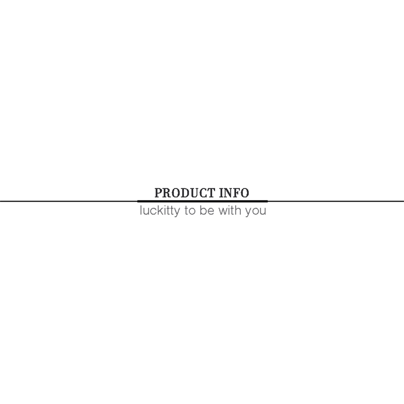 PRODECT INFO
