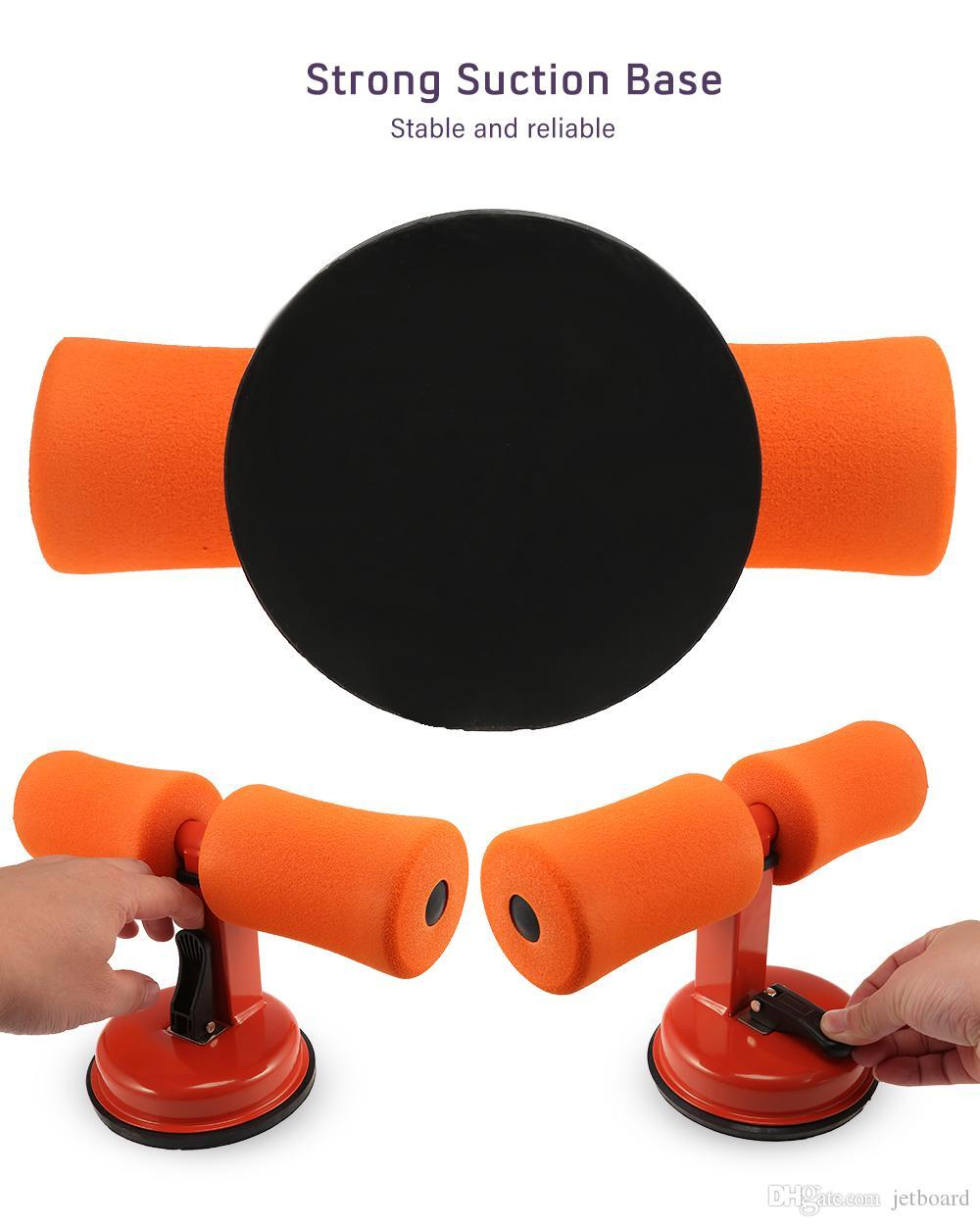 Domestic Adjustable Sit-up Assistor Fitness Equipment