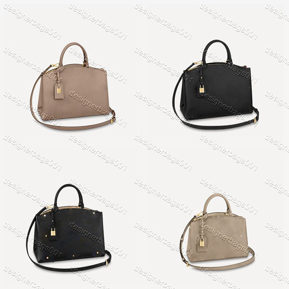 "High Quality Totes Vogue Crossbody Bags Handbags Leather Luxury Design Tote GRAND PALAIS GG""LV""Louis""Vitton""Vutton M45717"