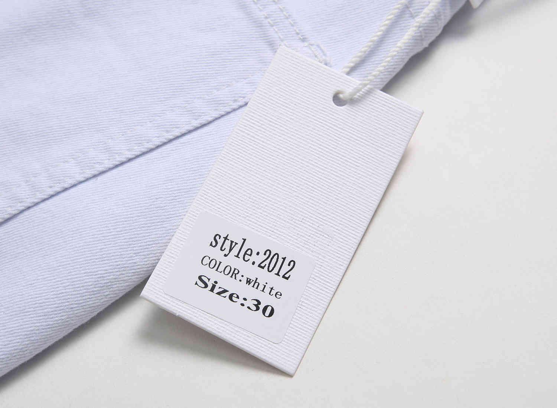 Skinny Mens White Jeans Cool Men Jeans Stretch Slim Fit Denim Biker Jeans Hip Hop Men Streetwear 2012#