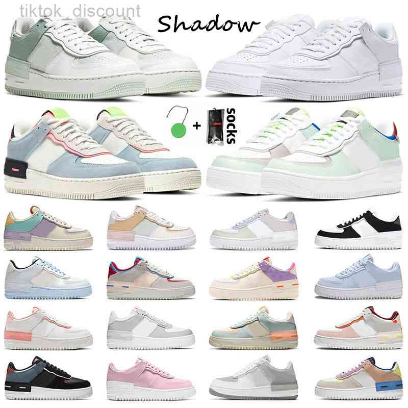 Womens Sneakers Platform Shadow shoes Pistachio Frost Spruce Aura Pure Platinum Snakeskin Blue Sunset Pulse White Black Aurora Classic Mens